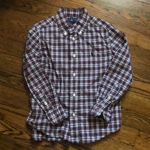 Ralph Lauren boys button down